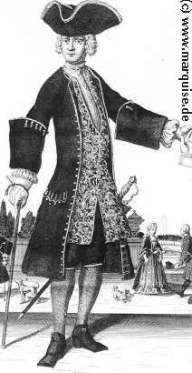 Men's Fashion of the 18th Century 2